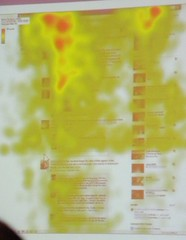 Facebook Heat Map