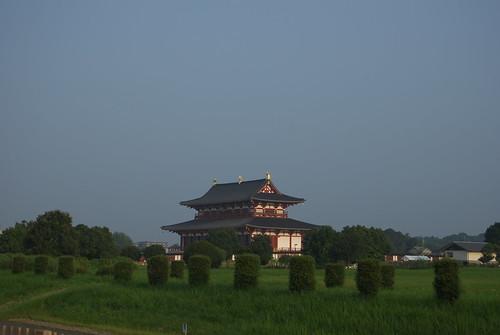 Taikyokuden (大極殿)