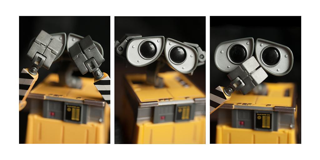 No Evil Wall-E