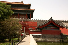 Forbidden City Walls 11 (David OMalley) Tags: china city red beauty architecture capital chinese beijing palace forbidden empire imperial  forbiddencity dynasty emperor  grandeur  verbotenestadt citinterdite    verbodenstad cidadeproibida cittproibita yasakehir chineseempire    ipinagbabawalnalungsod cmthnhph