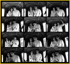 Auto rickshaw (Koyaanisquatsi) Tags: auto portrait love collage youth happy togetherness engagement couple emotion happiness together bond autorickshaw