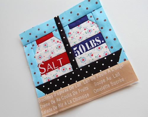 Salt 50lbs block