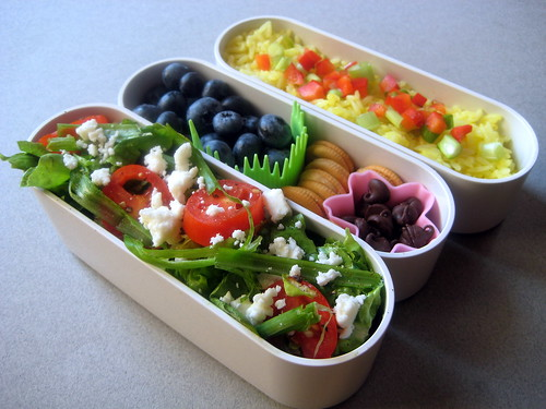 8-21-10 Salad Bento