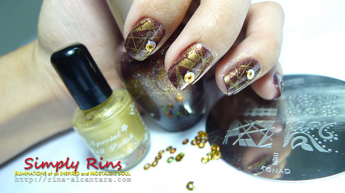 Nail Art Abstract 02