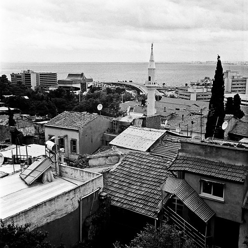 Izmir from my Balcony