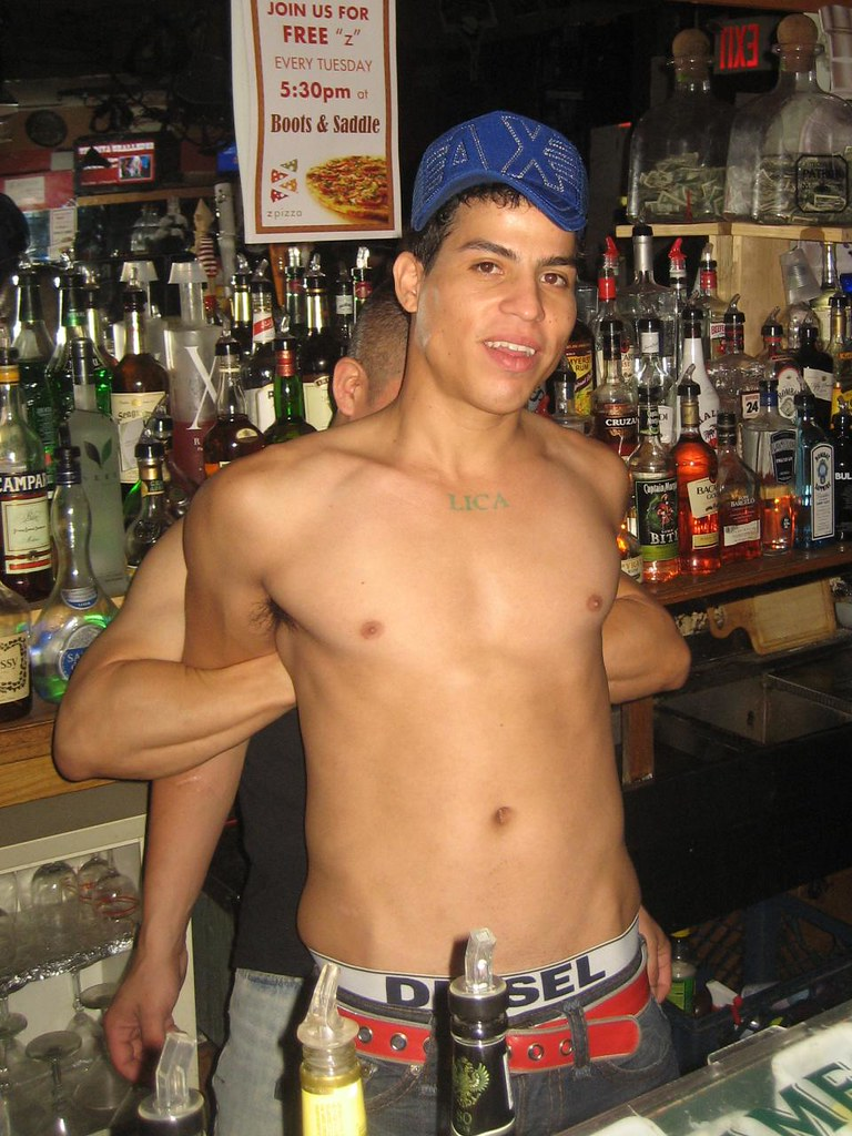 latino gay male