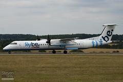G-FLBB - 4255 - FlyBe - De Havilliand Canada DHC-8-402Q Dash 8 - Luton - 100803 - Steven Gray - IMG_1041
