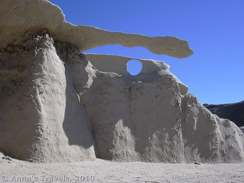 Rock Formations, Bisti National Wilderness, New Mexico
