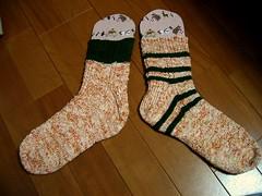 August Socks