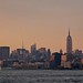 NYC - Midtown from Hudson - Close