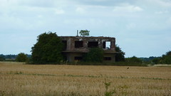 Control Tower / Watch Office, RAF Broadwell, Oxfordshire ( Claire ) Tags: ww2 oxfordshire raf controltower worldwartwo broadwell watchoffice rafbroadwell