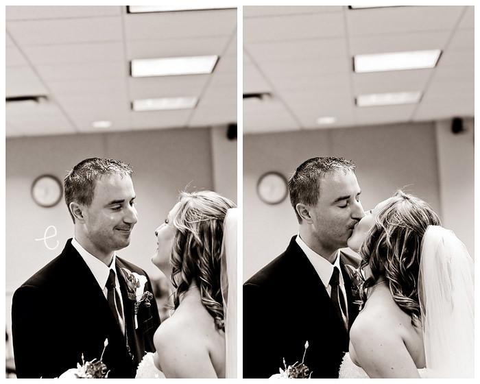 candace & travis: wedding