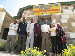 4b. Teachers at Hargeisa School of the Deaf
