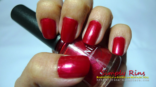 Nail Art Strawberries 01