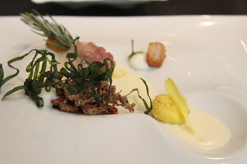 Alinea - Course 9: Lamb