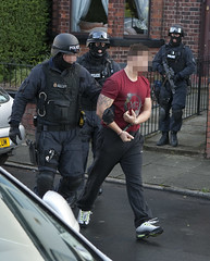 Operation Delmas (Greater Manchester Police) Tags: manchester gun unitedkingdom police weapon drugs guns raid arrested gmp cocaine policeofficers firearm wigan firearms armedpolice policeofficer armedresponse handcuffed detained britishpolice policeraid greatermanchester policeequipment ukpolice firearmsofficers greatermanchesterpolice drugsraid unitedkingdompolice policesupportunit specialistpoliceunit tacticalpoliceunit