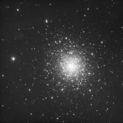 M92 (DPSimaging) Tags: longexposure sky blackandwhite bw night florida space cluster melbourne science telescope filter astrophotography astronomy messier ccd ortega astrophysics fli m13 globular deepsky floridatech ngc6341 spacecoast 8meter clearfilter Astrometrydotnet:status=solved astrogayzer Astrometrydotnet:version=14400 Astrometrydotnet:id=alpha20100861401212