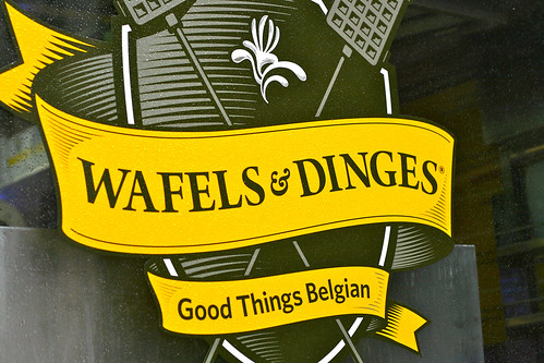 Wafels & Dinges