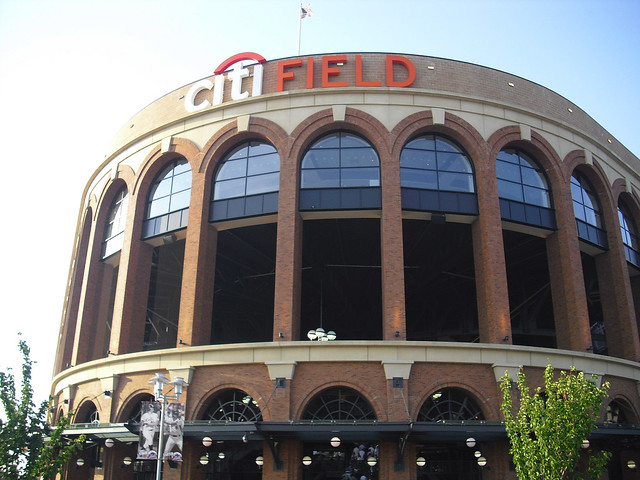 Citi Field #1, by MacDara on Flickr.