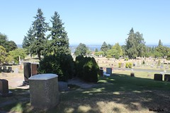 , Lake View Cemetery (Always Flying) Tags: life time silence