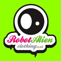 robot aliens