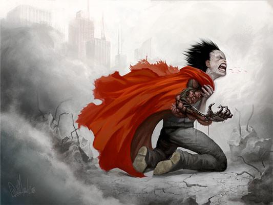 Will Murai - Tetsuo metamorphosis