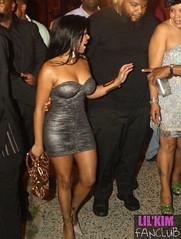 sexy ass lil kim at a club