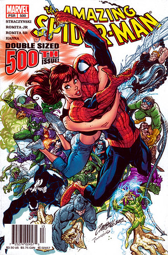 Amazing Spider-Man 500