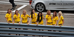 Circuit Park Zandvoort, DTM - Pitbabes (Qsimple, Memories For The Future Photography) Tags: show girls people sexy sports netherlands smile sport yellow female race geotagged grid women pretty audience walk crowd young racing event blond blonde cheer spectators sporting dtm geel racinggirl zandvoort motorsport pitbabes pitbabe deutschepost gridgirls nld cpz racingqueen promogirl racegirl pitpoezen provincienoordholland pitpoes geo:lat=5238868500 geo:lon=454052700 cpzgridgirls