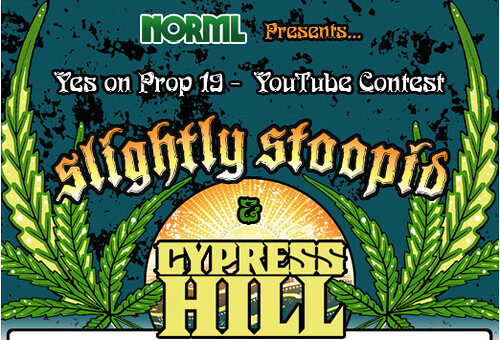 NORML Yes on Prop 19 Video Contest