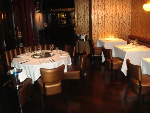 Primer salón del restaurante