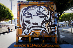 plasma (eb78) Tags: sf sanfrancisco california ca streetart truck graffiti mural bayarea danplasma