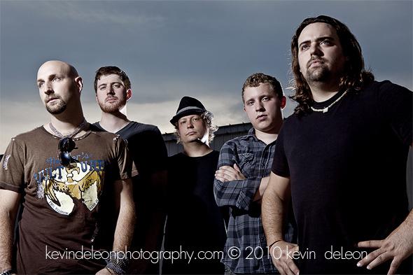 Squint band portrait shoot - Austin, TX