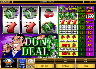 Don Deal slot game online review