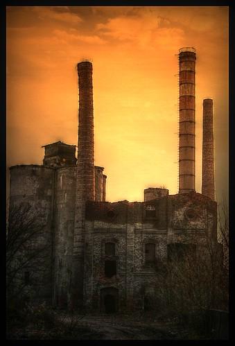 Jaworzno, Pieczyska - Cementownia