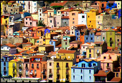 Bosa (laura.sera) Tags: sardegna colors buildings italia couleurs colores bosa cases cerdea edificis sardenya laurasera mygearandmepremium mygearandmebronze mygearandmesilver mygearandmegold mygearandmeplatinum
