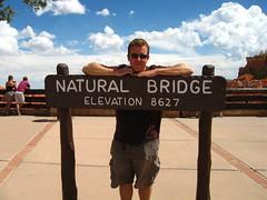 Bryce Canyon - 041 (Glen Edward McQuestion) Tags: coyote southwest rock utah sandstone desert canyon brycecanyon roadrunner americansouthwest