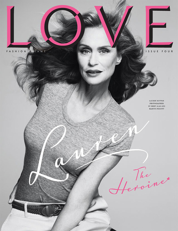Lauren Hutton 'The Heroine'
