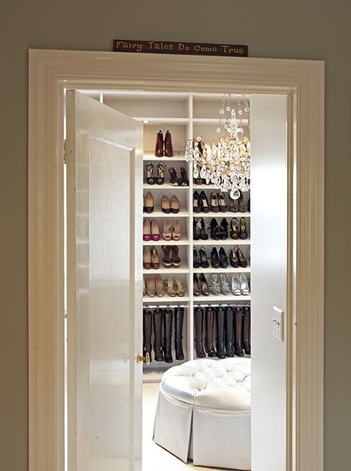 shoe closet from the style file