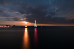 K7__1976 (Bob West) Tags: longexposure nightphotography moon lighthouse ontario night lakeerie greatlakes moonrise nightshots k7 erieau southwestontario bobwest pentax1224 eastlighthouseerieau