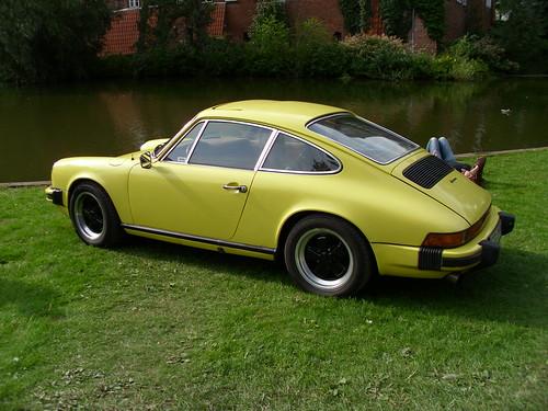 Porsche 911 Carrera 1974-77 -2- by Zappadong. Winsen 2010