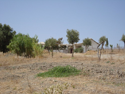Notre maison en brique d'Ouled Mgatel