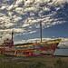 Rusty Melanesia Wreck - L'Épave Rouillée du Melanesia