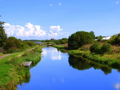 Forth and Clyde Canal (B4bees .(2m views)) Tags: water scotland scenery