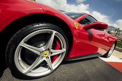 The Rim - Ferrari 458 Italia! [Explore Front Page!] (Tom Stamp | Photography) Tags: car wheel racing explore rim sigma1020mm explorefrontpage ferrari458italia