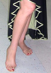 My model, friend Russian feet (Sugarbarre2) Tags: show red party people woman black hot color green girl night mom fun evening photo nikon toes long florida photos russia bare s wife gown granny