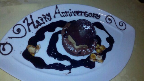 Celebrating our 5th Wedding Anniversary