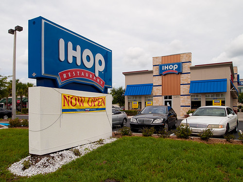 Krispy Kreme fully transformed into IHop