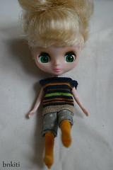 PetiteBlythe, Reversible knit