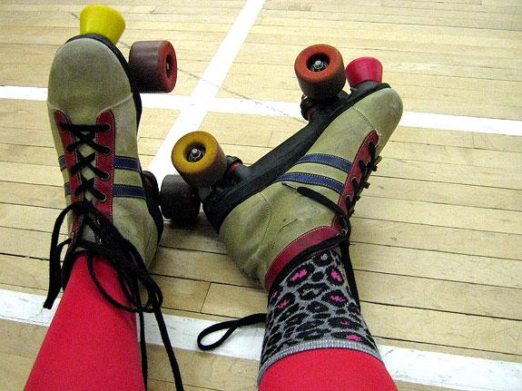 derby feet